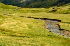 Paysage de l'Ecosse en Angleterre Images stock