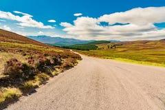Paysage de l'Ecosse en Angleterre Image libre de droits