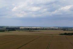 Paysage de l'Europe centrale Image stock