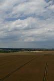 Paysage de l'Europe centrale Photographie stock libre de droits