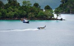 Paysage de l'Indonésie Photo libre de droits