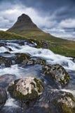 Paysage de l'Islande Image libre de droits