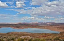 Paysage de l'Utah Photographie stock libre de droits
