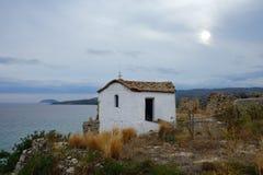Paysage de la Grèce image libre de droits