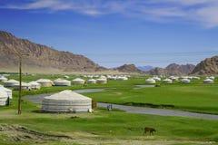 Paysage de la montaña Imagen de archivo