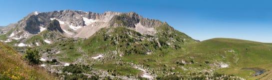 Paysage de la montagne Psheho-Su Photos libres de droits