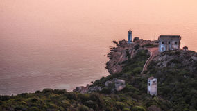 Paysage de la Sardaigne Images stock