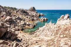 Paysage de la Sardaigne Photo stock