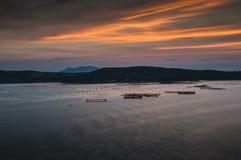 Paysage de la Sardaigne Photographie stock