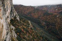 Paysage de lever de soleil de montagne dans les Alpes images libres de droits