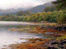 Paysage de Lochside Photos stock