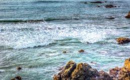 Paysage de mer Photographie stock
