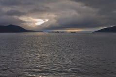 Paysage de mer Photo stock