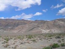 Paysage de montagne Image libre de droits