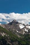 Paysage de montagne dans les Alpes bavarois images stock