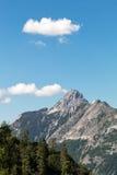 Paysage de montagne dans les Alpes bavarois photographie stock