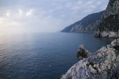Paysage de montagne dans Potoverence Photos libres de droits