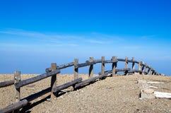 Paysage de montagne de Changbai photos stock