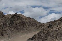 Paysage de montagne de Ladakh Photo stock