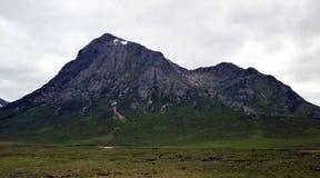 Paysage de montagne le long de l'A82 en Ecosse Photos libres de droits