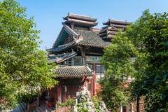 Paysage de montagne de parc national de Zhangjiajie, porcelaine photographie stock libre de droits