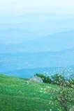 Paysage de montagnes photos libres de droits
