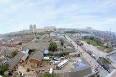 Paysage de Nanjing's Photographie stock libre de droits