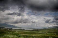 Paysage de nature de montagne en été de Morway Photo libre de droits