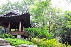 Paysage de parc de Yuexiu Images stock