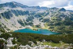 Paysage de Pirin de montagne Images libres de droits