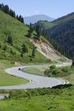 Paysage de plateau d'aba Image libre de droits