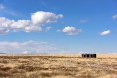 Paysage de prairie Images stock