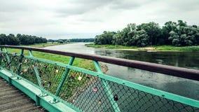 Paysage de rivière photos stock
