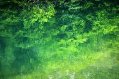 Paysage de rivière de Cetina photos stock