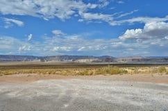 Paysage #2 de s de l'Utah ' Image stock