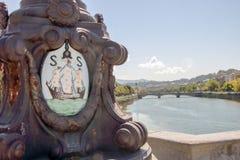 Paysage de San Sebastian, Photographie stock