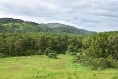 Paysage de Shillong Photo libre de droits