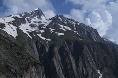 Paysage de Sonmarg dans Kashmir-16 image stock