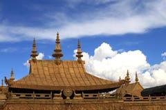 Paysage de Tibets Image libre de droits