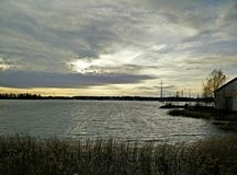 Paysage de Vaasa Photo stock