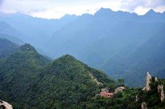 Paysage de Xi'an Cuihuashan Photographie stock libre de droits