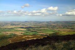 Paysage de Yorkshire Photographie stock libre de droits