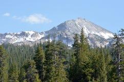Paysage de Yosemite Photo libre de droits