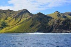 Paysage des Fidji Photos stock