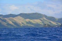 Paysage des Fidji Images libres de droits