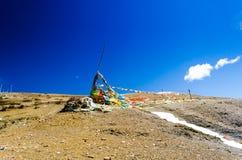 Paysage des montagnes Images libres de droits