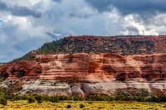 Paysage du Nouveau Mexique Images libres de droits