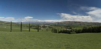 Paysage du Nouvelle-Zélande Photos libres de droits