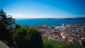 Paysage du Portugal en Europe photo libre de droits