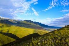 Paysage du Qinghai photos libres de droits